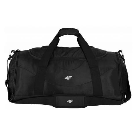 4F BAG L czarny NS - Torba podróżna