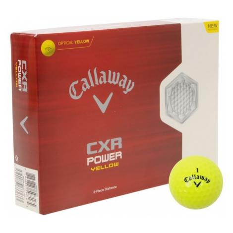 Callaway CXR Power Golf Balls 12 Pack