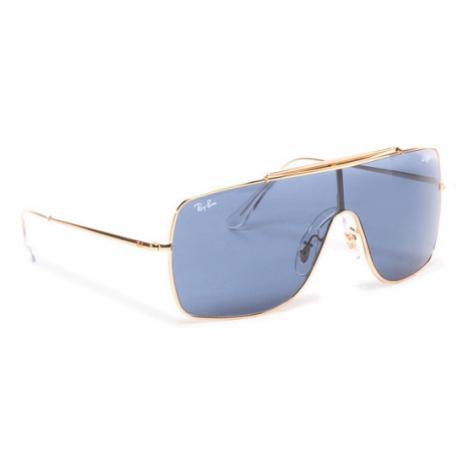 Ray-Ban Okulary przeciwsłoneczne Wings II 0RB3697 9050/80 Granatowy