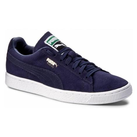 Sneakersy PUMA - Suede Classic+ 356568 52 Peacoat/Peacoat/White