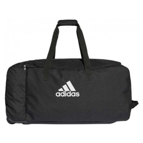 adidas TIRO DU XL WW czarny XL - Torba sportowa na kółkach
