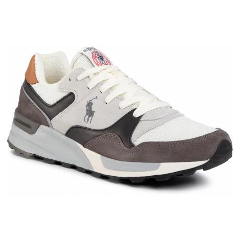 Sneakersy POLO RALPH LAUREN - Trckstr Pony 809786694002 New Graphite/Egret/Skyline Gry