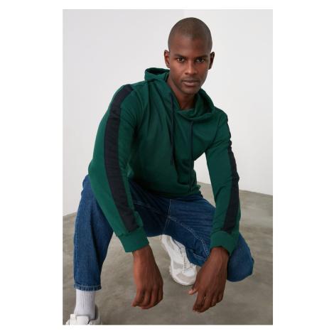 Trendyol Green Men's Sweatshirt