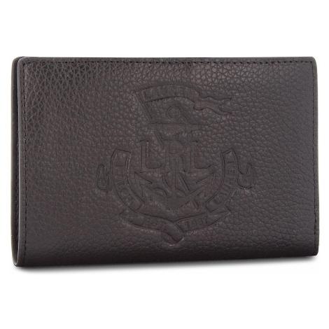 Duży Portfel Damski LAUREN RALPH LAUREN - New Compact 432707746001 Black