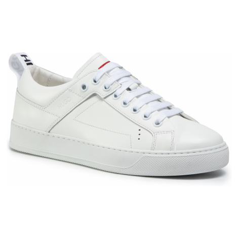 Sneakersy HUGO - Mayfair Low Cut-Cc 50435383 10201909 01 White 100 Hugo Boss
