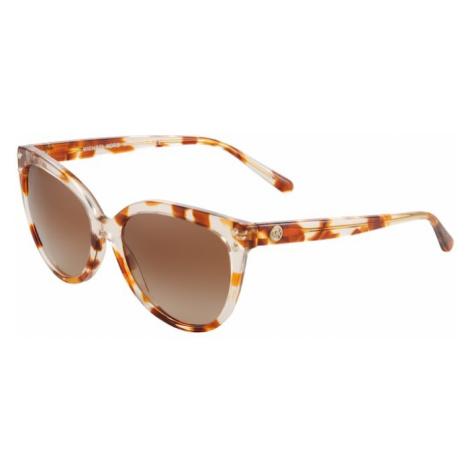 Michael Kors Okulary przeciwsłoneczne 'JAN' beżowy / mieszane kolory