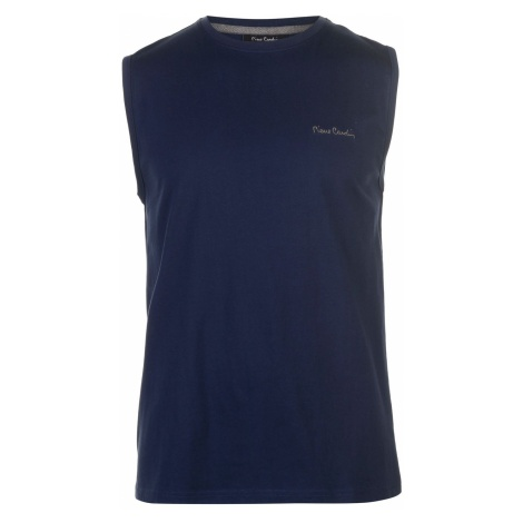 Pierre Cardin Sleeveless T Shirt Mens
