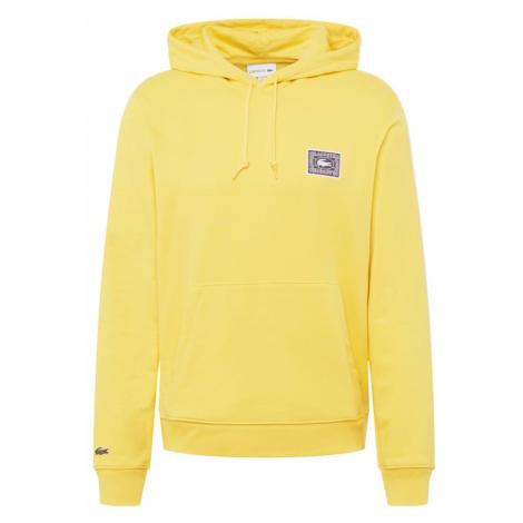 LACOSTE Bluzka sportowa żółty
