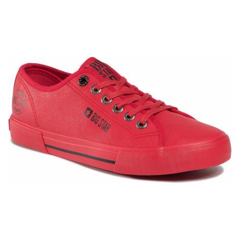 Tenisówki BIG STAR - FF174055 Red