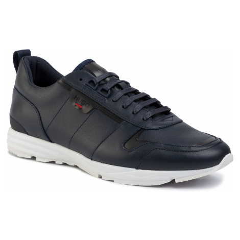 Sneakersy HUGO - Hybrid 50421080 10214384 01 Dark Blue 401 Hugo Boss