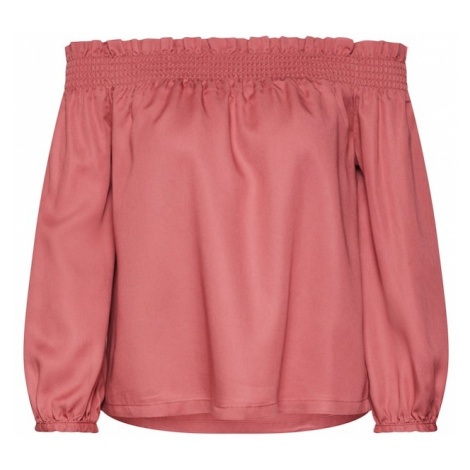 ONLY Bluzka 'onlSAMANTHA' różowy
