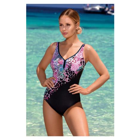 Jednoczęściowy damski kostium kąpielowy Locarno III Aquarilla