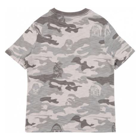GAP Koszulka 'CAMO ARCH' szary
