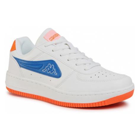 Kappa Sneakersy Bash Pc 242783PC Biały