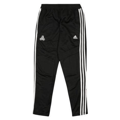 ADIDAS PERFORMANCE Spodnie sportowe 'Tan' czarny / biały
