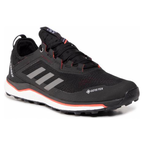 Buty adidas - Terrex Agravic Flow Gtx GORE-TEX FU7448 Core Black/Grey Four/Solar Red