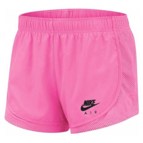 Nike TEMPO SHORT AIR różowy L - Spodenki do biegania damskie