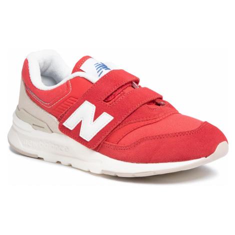 Sneakersy NEW BALANCE - PZ997HBS Czerwony