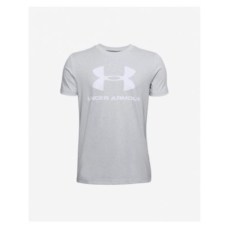 Under Armour Sportstyle Koszulka dziecięce Szary