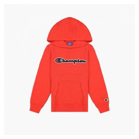 Bluza dziecięca Champion Hooded Sweatshirt 305249 RS041