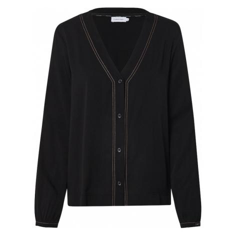 Calvin Klein Bluzka czarny