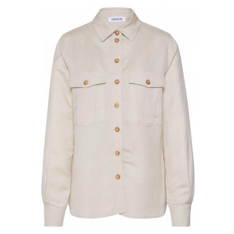 EDITED Bluzka 'Genia' offwhite / biały / jasny beż