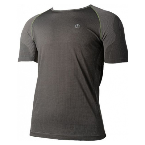 Mico HALF SLVS R/NECK SHIRT SKIN szary 3 - Koszulka funkcjonalna