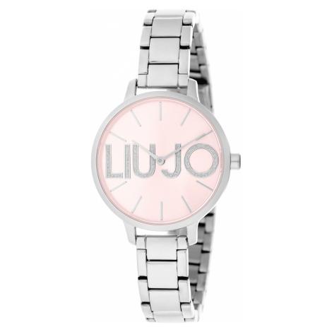 Liu Jo Couple Zegarek Srebrny