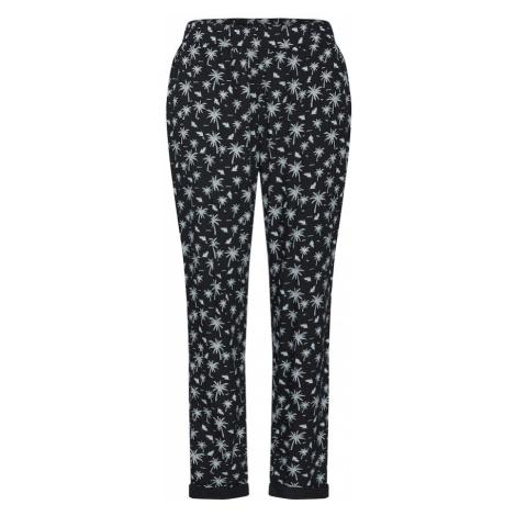 Q/S Designed By Spodnie mieszane kolory / czarny