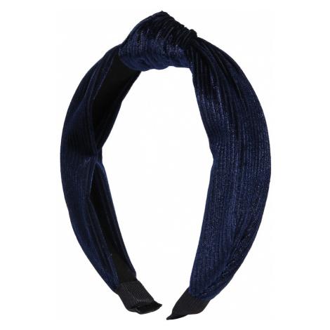 We Are Flowergirls Biżuteria do włosów 'Blair Waldorf' ciemny niebieski