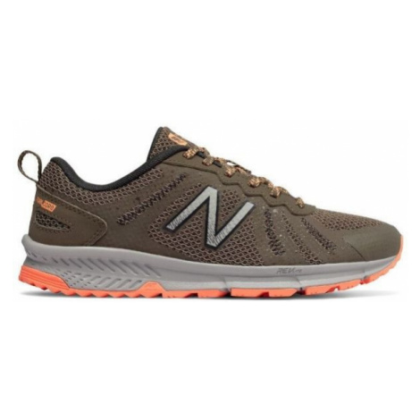 New Balance WT590RC4 ciemnozielony 5.5 - Obuwie do biegania damskie