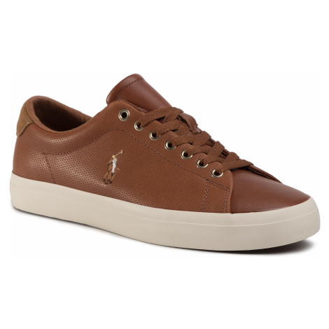 Sneakersy POLO RALPH LAUREN - Longwood 816792550001 Cla Tan