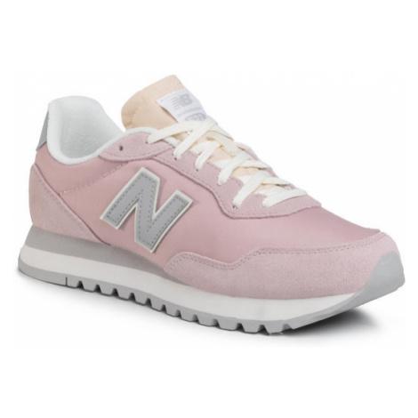New Balance Sneakersy WL527LD Różowy