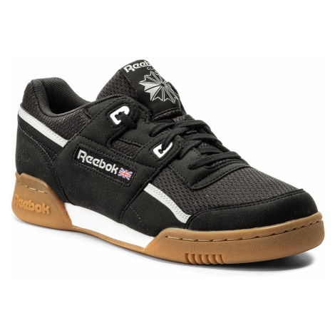 Buty Reebok - Workout Plus Mvs CM9927 Black/Stark Grey/White