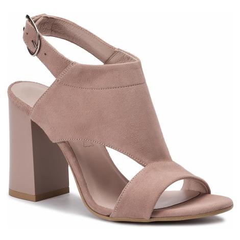 Sandały LASOCKI - 2593-5 Różowy