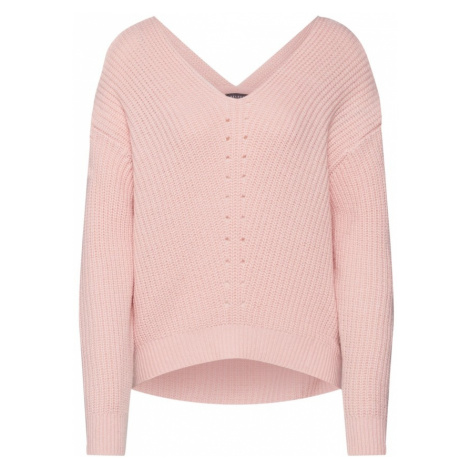 SELECTED FEMME Sweter oversize 'Rose' różowy