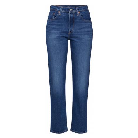 LEVI'S Jeansy '501 CROP' niebieski denim Levi´s