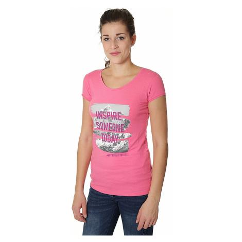 koszulka 4F H4Z17-TSD002 - Pink