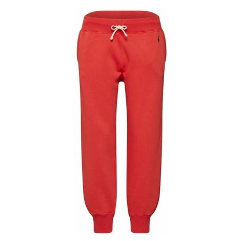 POLO RALPH LAUREN Spodnie czerwony