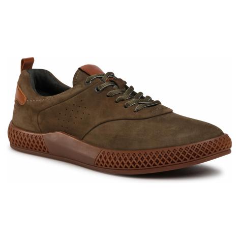 Sneakersy LASOCKI FOR MEN - MI08-C716-711-04 Khaki