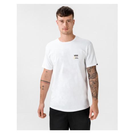 Vans National Geographic Koszulka Biały