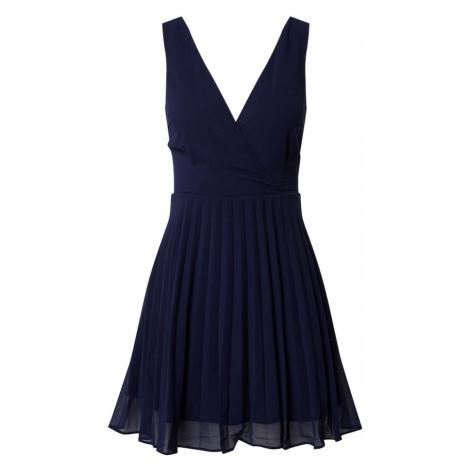 AX Paris Sukienka ciemny niebieski