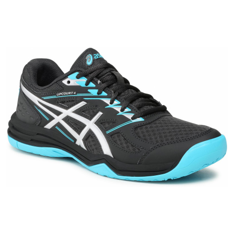 Buty ASICS - Upcourt 4 1071A053 Graphite Grey/Pure Silver 020