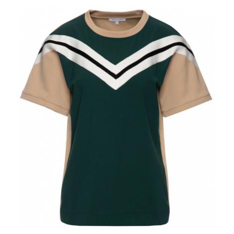 Patrizia Pepe T-Shirt 8M0898/A5D9-J2FF Zielony Boyfriend Fit