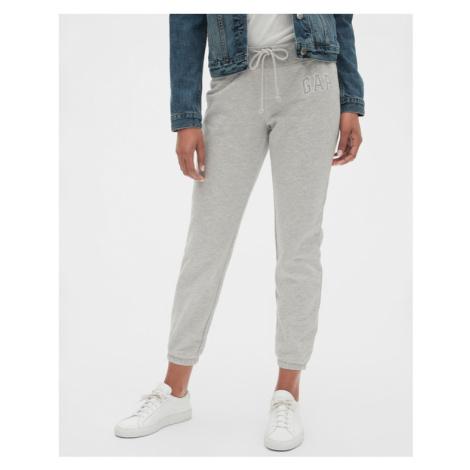 GAP Spodnie dresowe Szary