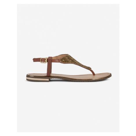 Geox Sozy Plus Sandały Brązowy