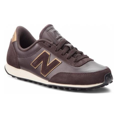 New Balance Sneakersy U410SBG Brązowy