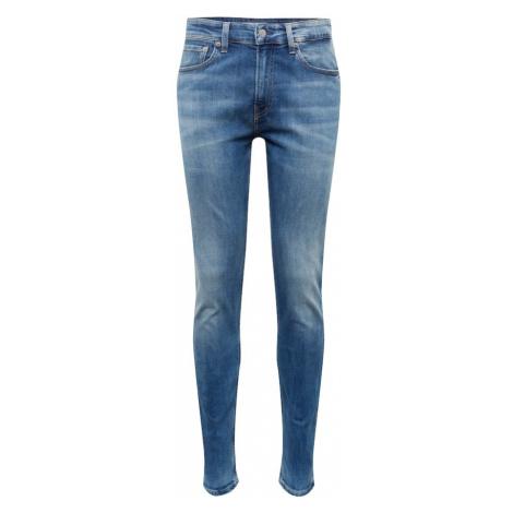 Calvin Klein Jeans Jeansy 'CKJ 016' niebieski denim