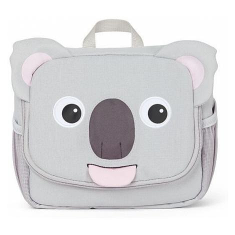 kosmetyczka Affenzahn Koala Karla - Gray/Pink