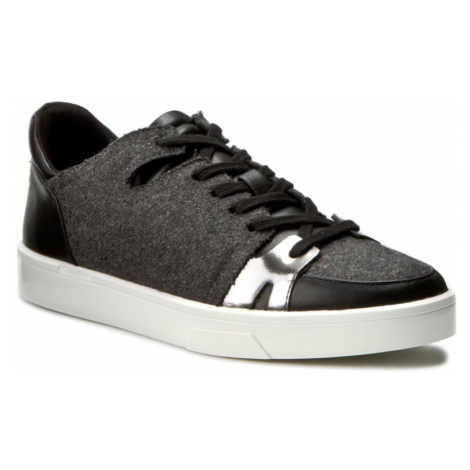Sneakersy CALVIN KLEIN - Imanna E2620 Charcoal/Anthracite